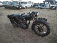 1935 Triumph In Original Condition