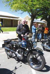 Barry Holland at Beechworth
