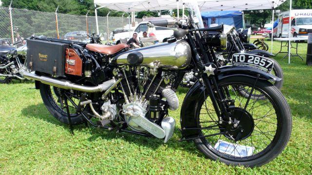 Antique Motorcycle Weekend