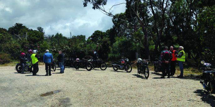 Dark Clouds at New Gisborne